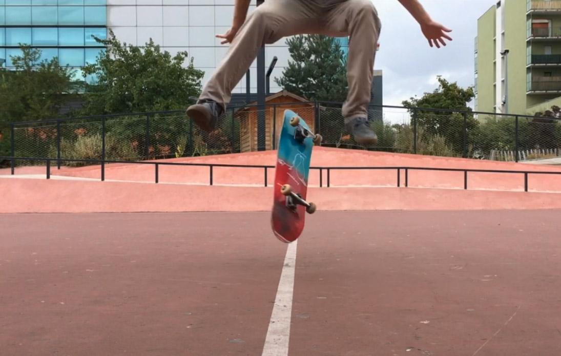 Oscar Roméo Skateboarding